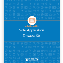 Divorce Application Kit – Joint